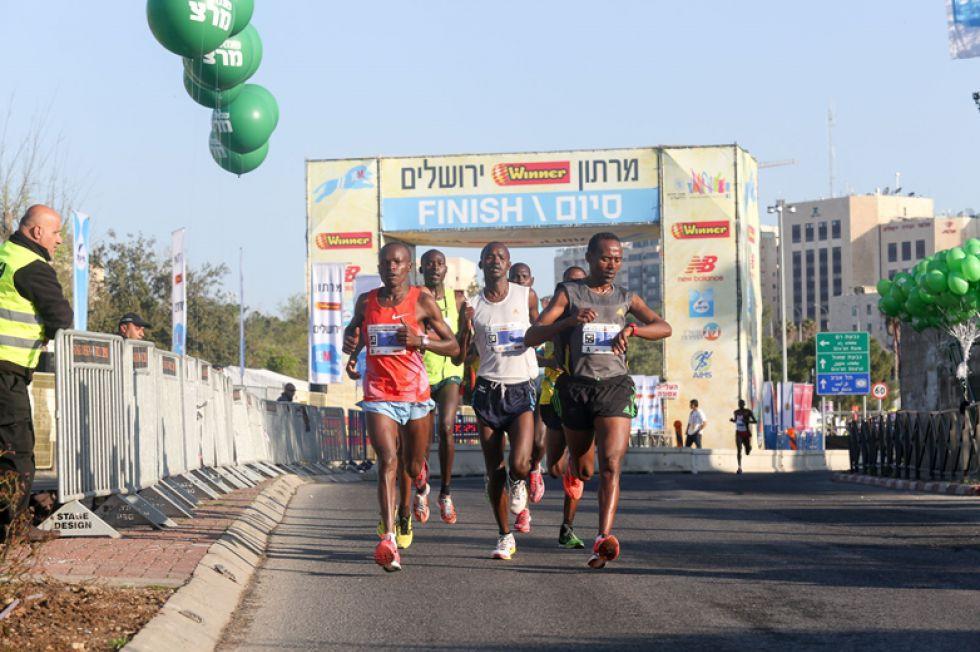 Maraton w Jerozolimie i zwiedzanie