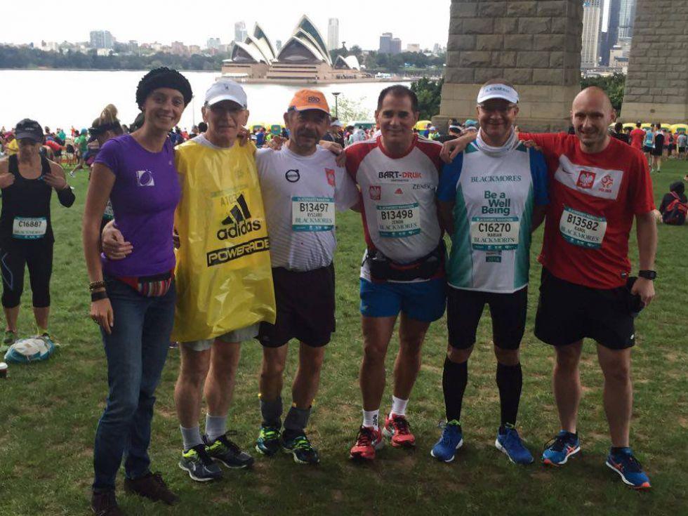 Maraton w Australii - Sydney