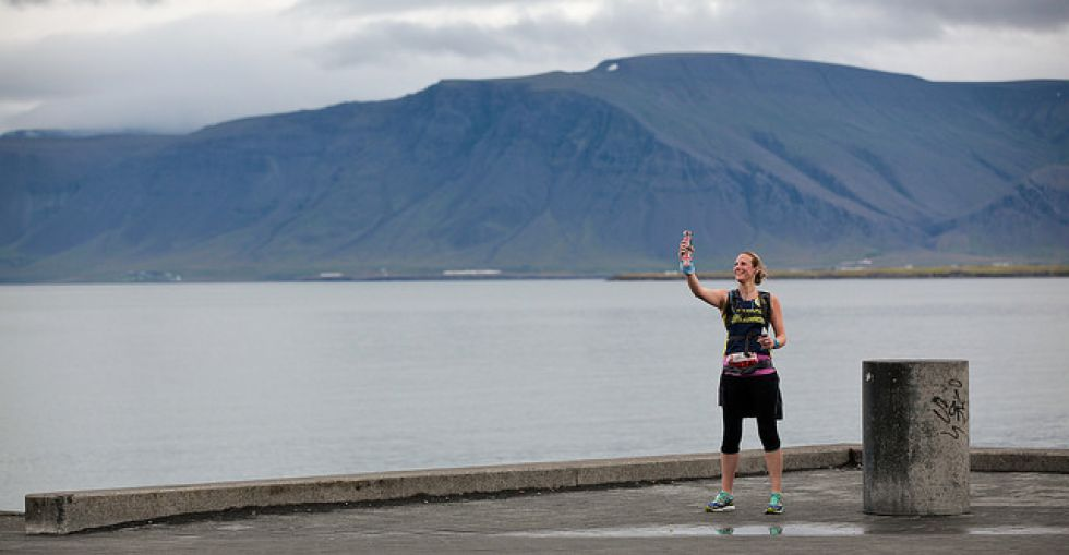 Maraton Islandia