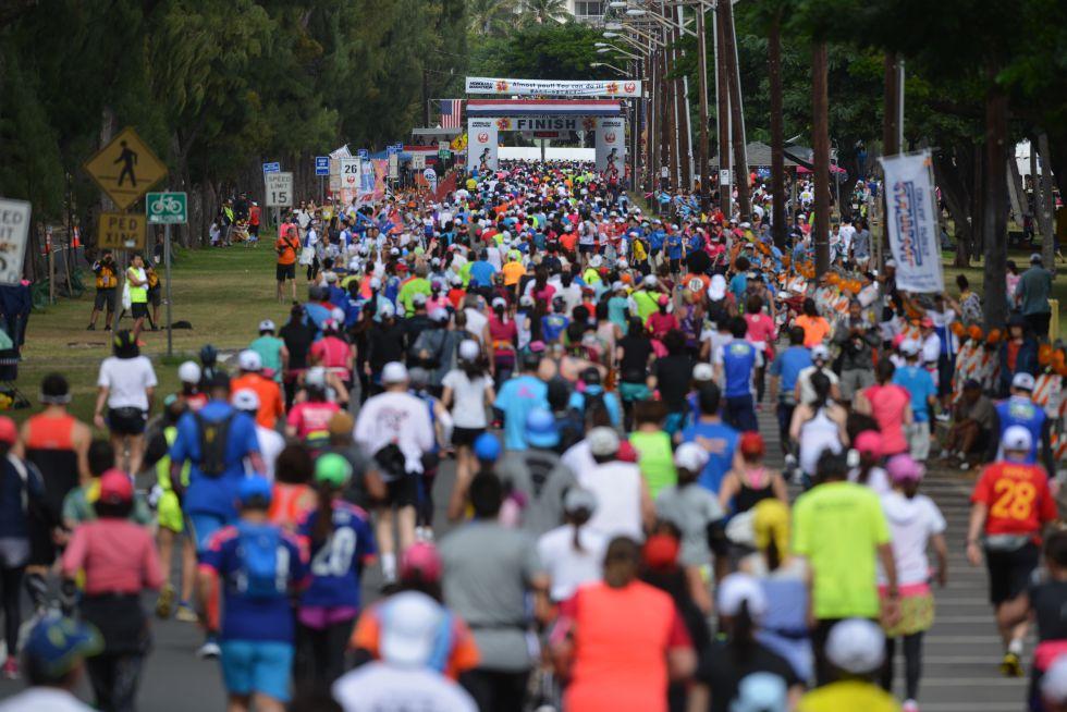 Wyjazd na Maraton na Hawajach - Honolulu