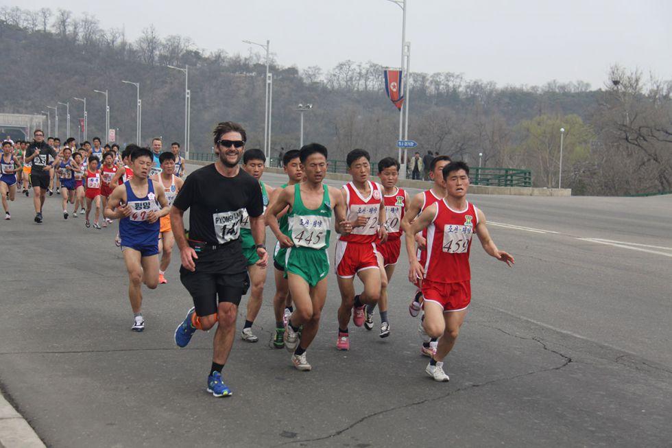 Maraton w ostatnim bastionie komunizmu. Maraton Korea Północna i zwiedzanie