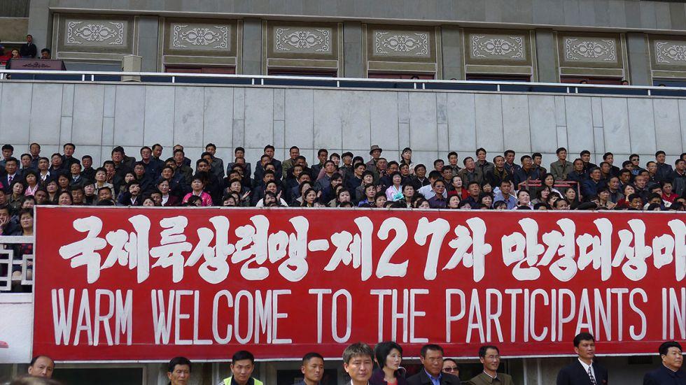 Maraton w Korei Północnej i zwiedzanie