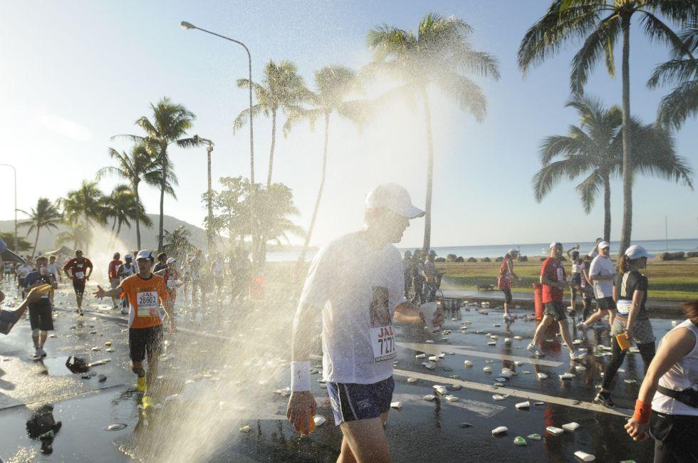 Maraton w Honolulu