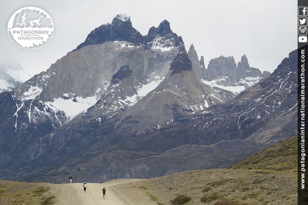 Maraton w Patagonii i zwiedzanie