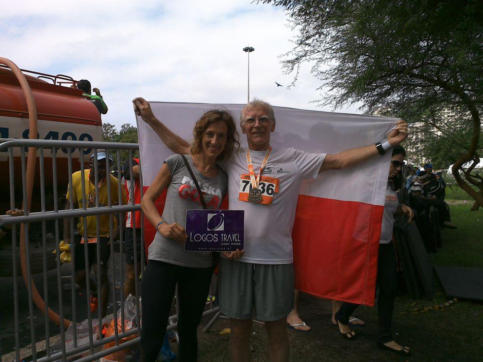 Maraton w Rio. Biegaj i zwiedzaj