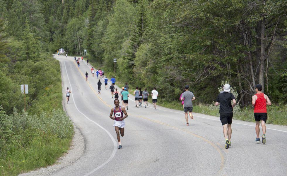 Maraton w Kanadzie