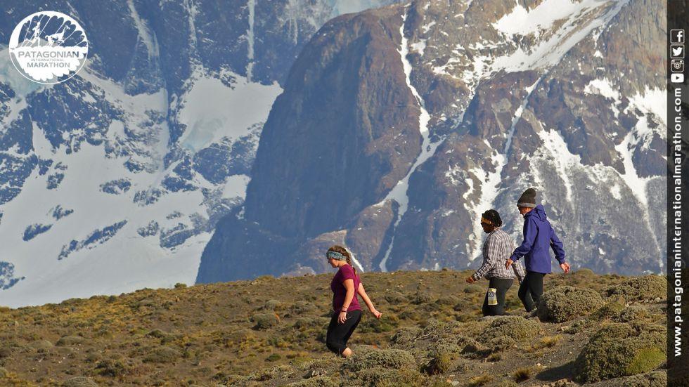 Chile - Patagonia - Maraton i zwiedzanie