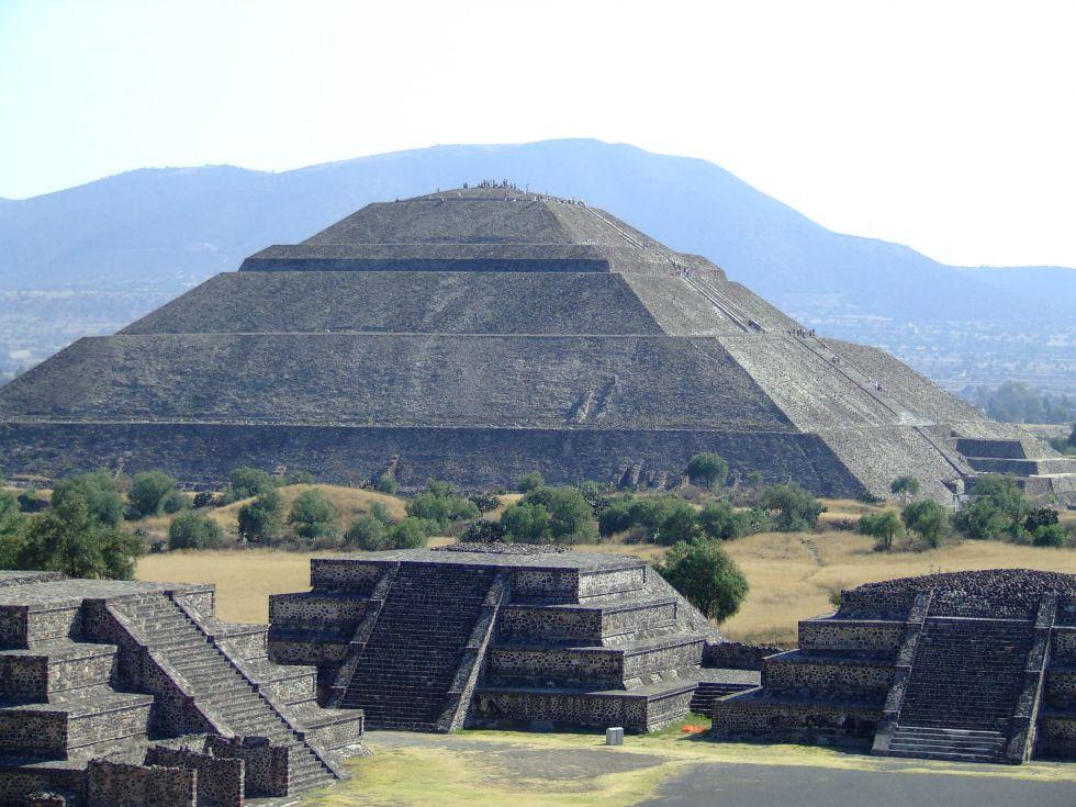 Piramida Słońca i Księżyca, Wycieczka Meksyk Honduras Gwatemala