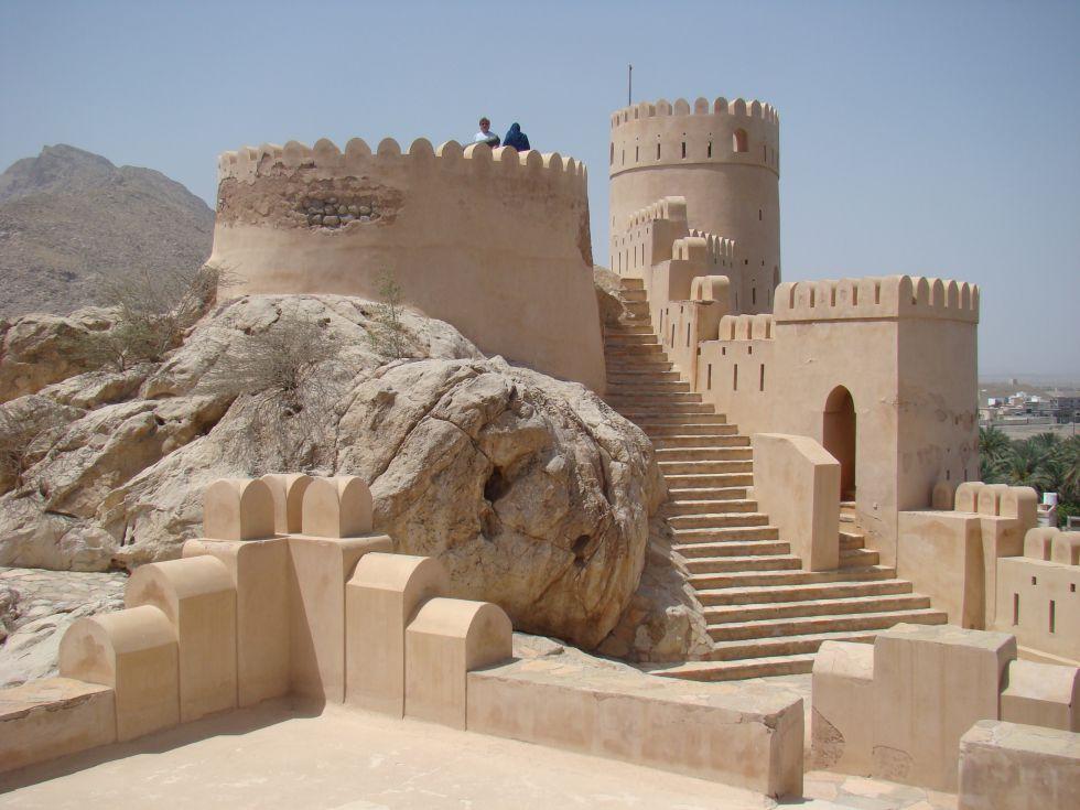 Wycieczka Oman Dubaj