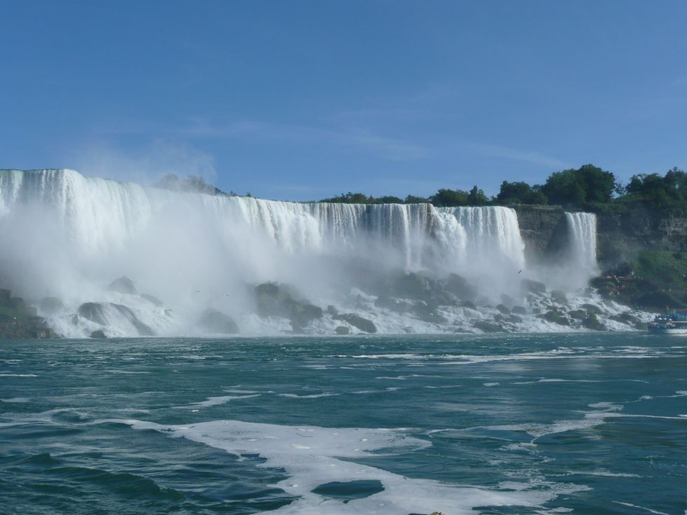 Wodospad Niagara, Kanada