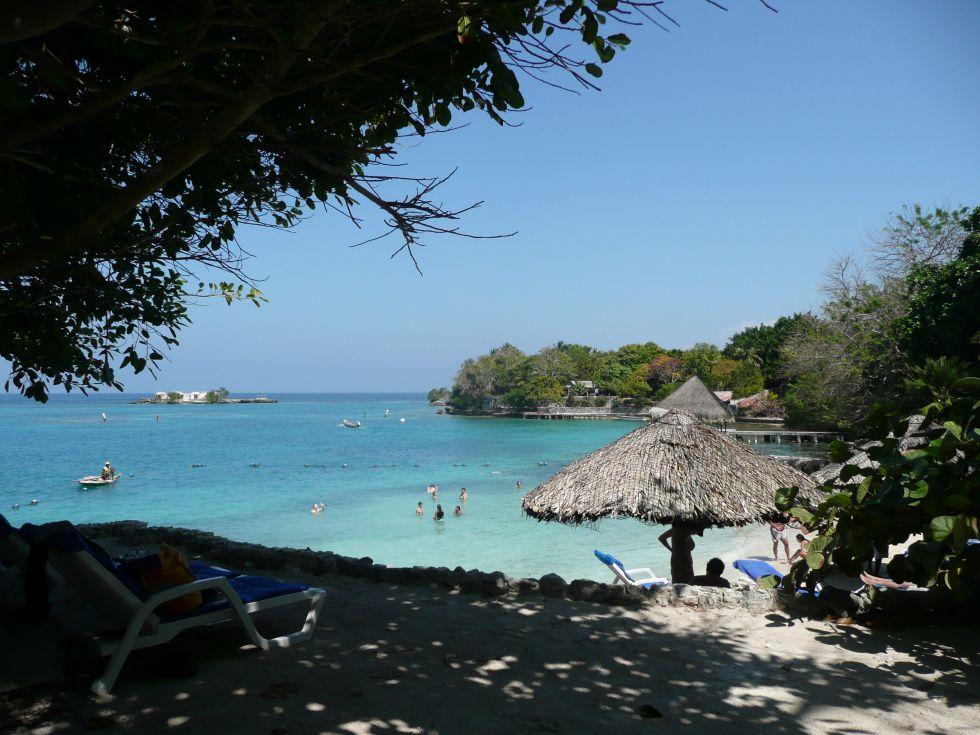 Wycieczka do Kolumbii. Odpoczynek nad Morzem Karaibskim.