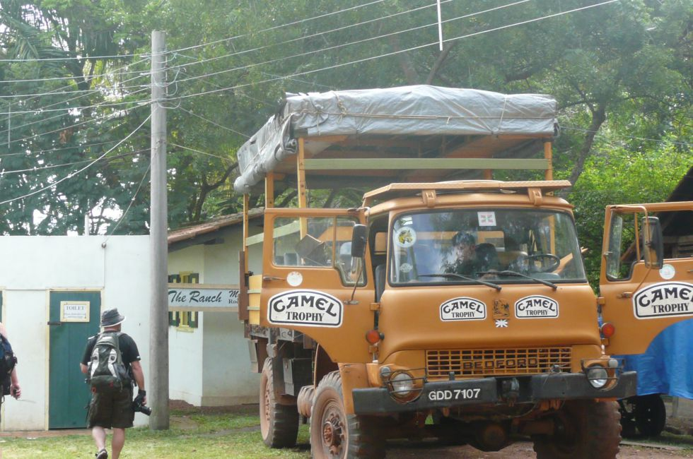 Wycieczka Gujana - Surinam, Gujana, Trynidad i Tobago, Curcao.