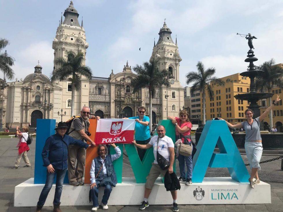 Zwiedzanie Limy na trasie Peru - Chile - Argentyna - Brazylia