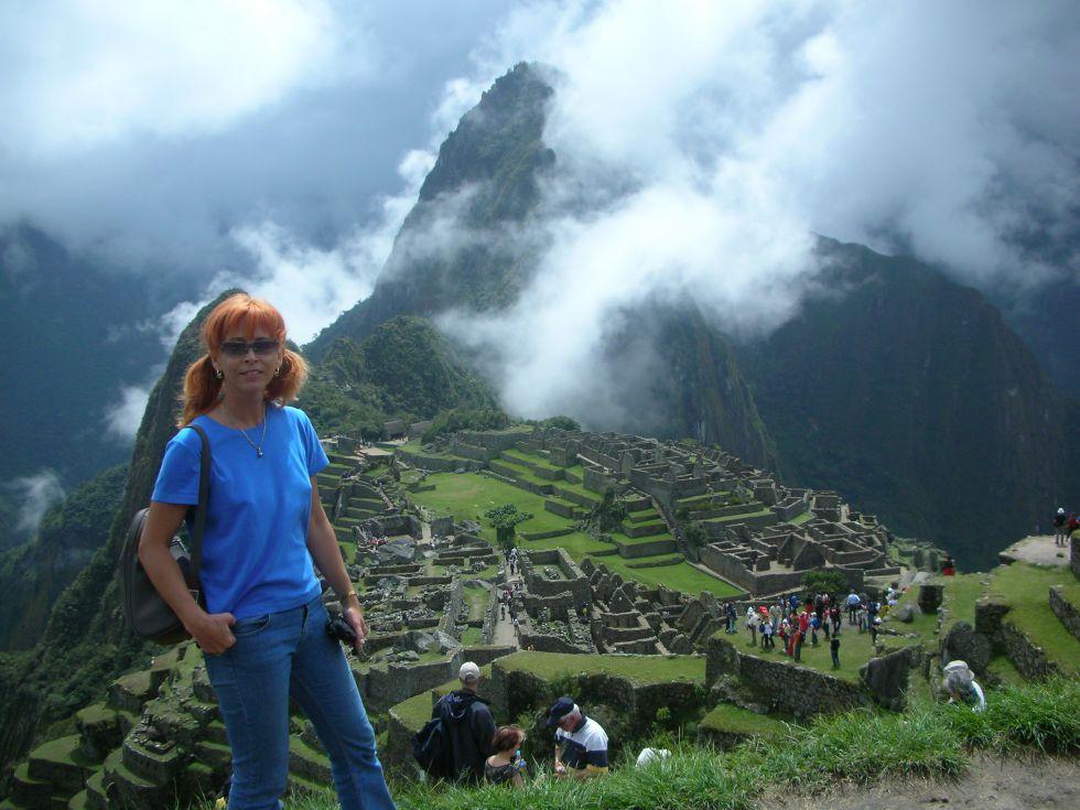 Peru Machu-Pichu