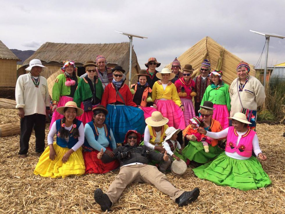 wycieczka Peru Boliwia