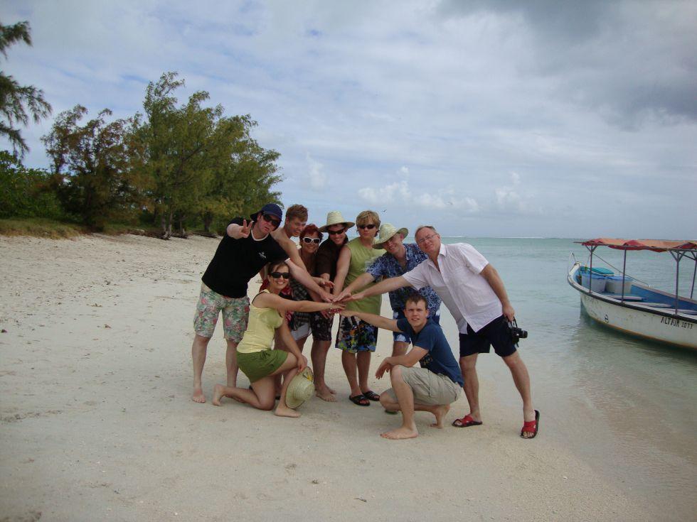 Wycieczka Rodrigues - Reunion Mauritius