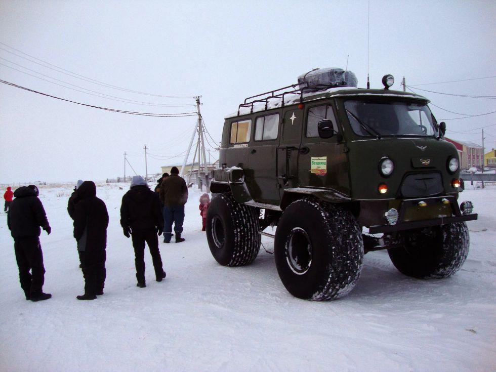 Trekol - Góry Ural, wyprawy, workuta, Syberia