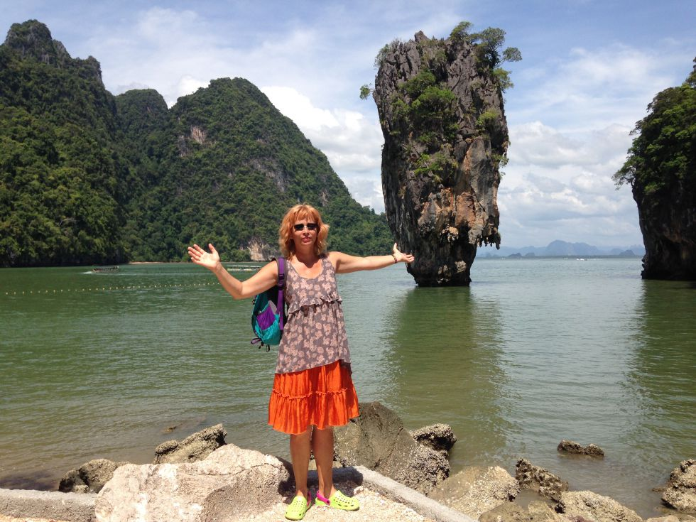 wypoczynek w Tajlandii