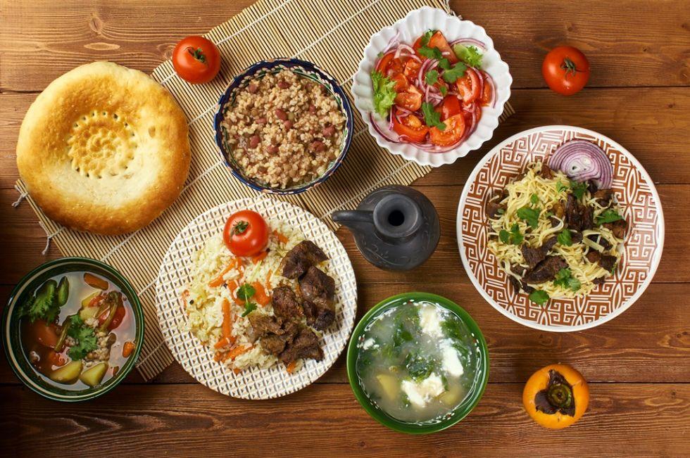 turkmenistanskie potrawy