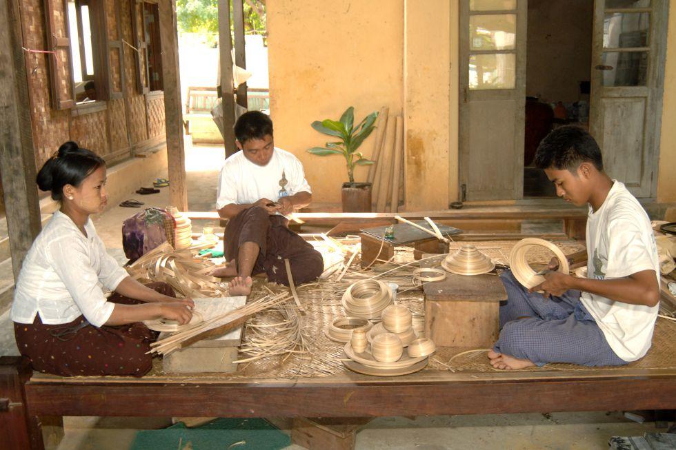 Wycieczka do Birmy, Kambodzy, wietnam, Laos. Bagan
