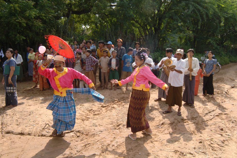 Wycieczka birma