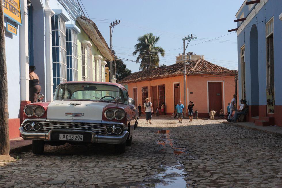 Wycieczka na Kubę. Poznawanei Kuby.