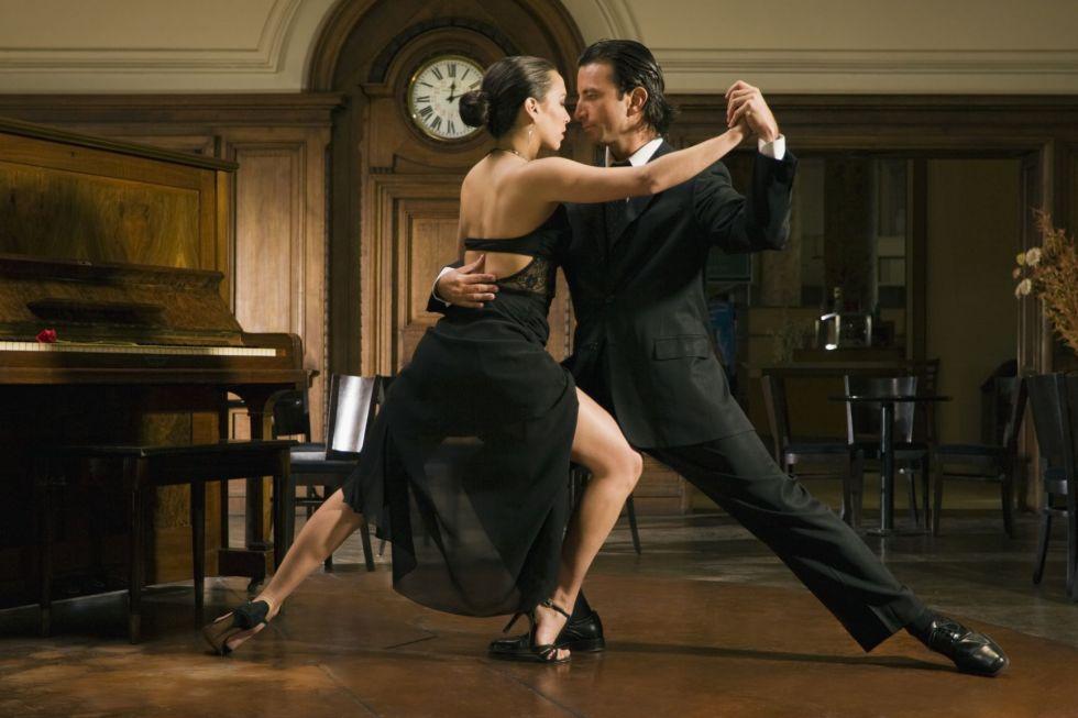tango w brazylii