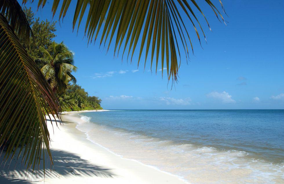 plaże Seszele wycieczka