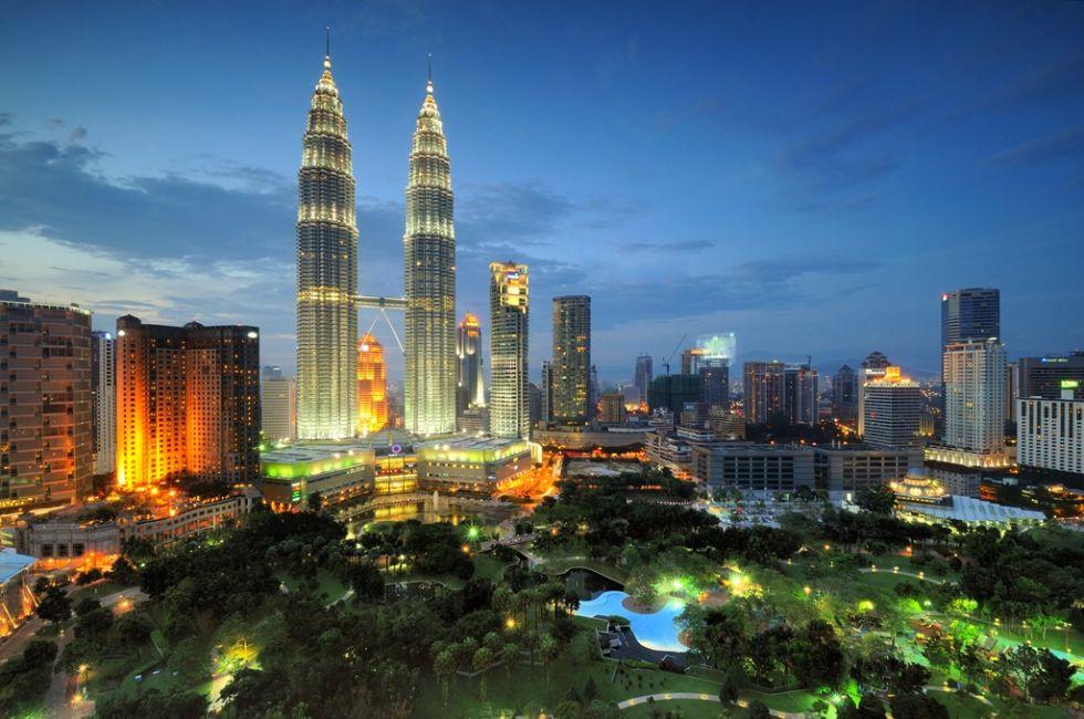 zwiedzanie Kuala Lumpur w Malezji