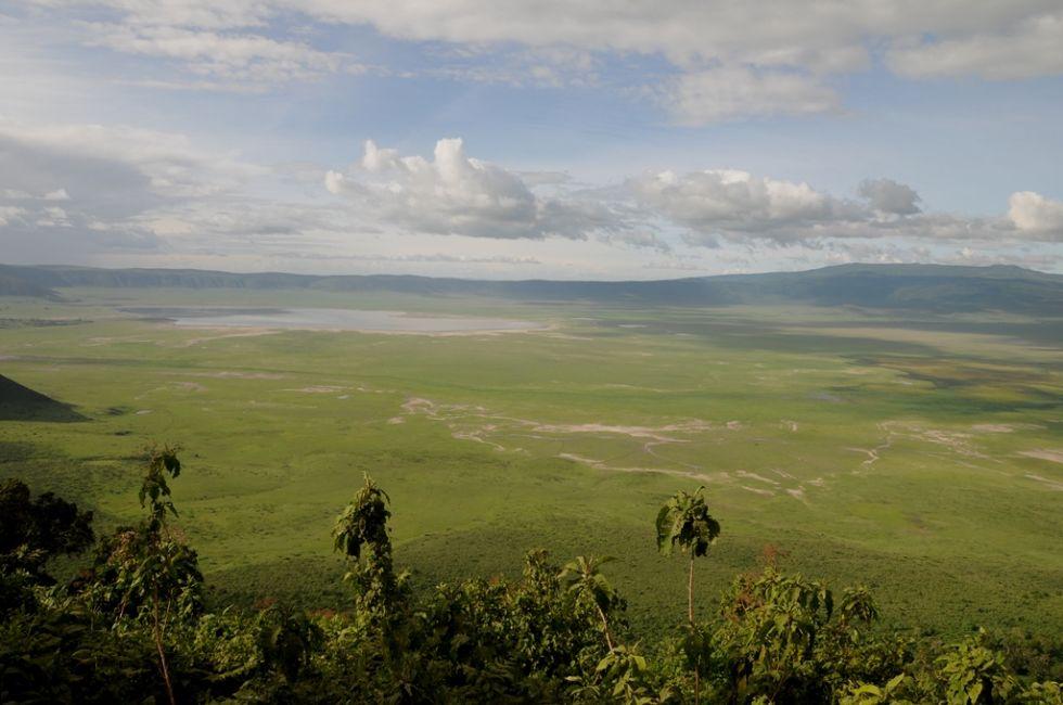 krater-Ngorongoro