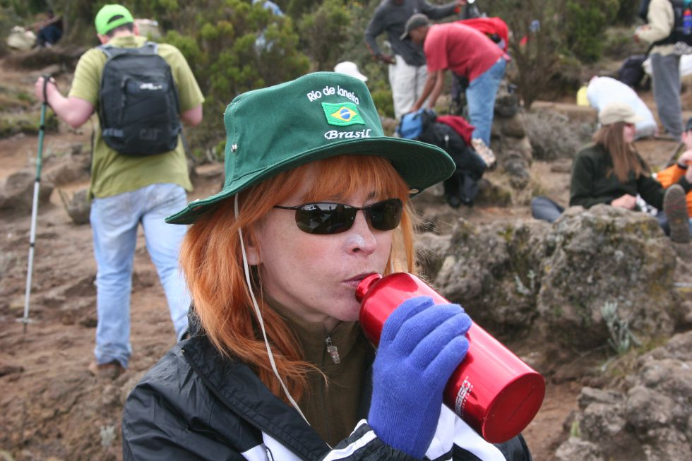 Trekking na Kilimandżaro