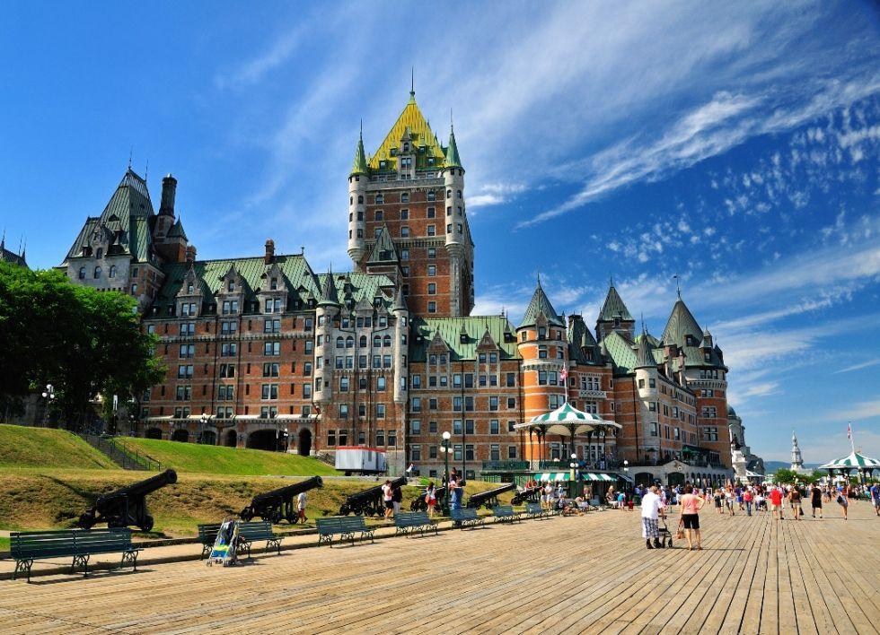 spacer po Quebec