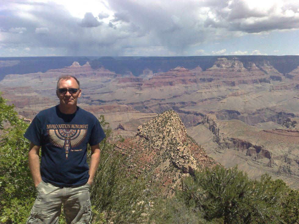 USA zachód Grand Canyon