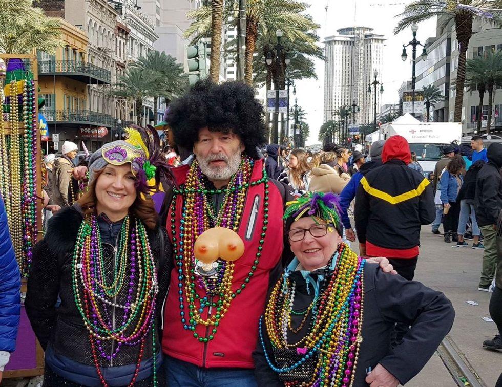 Mardi Gras w Nowym Orleanie