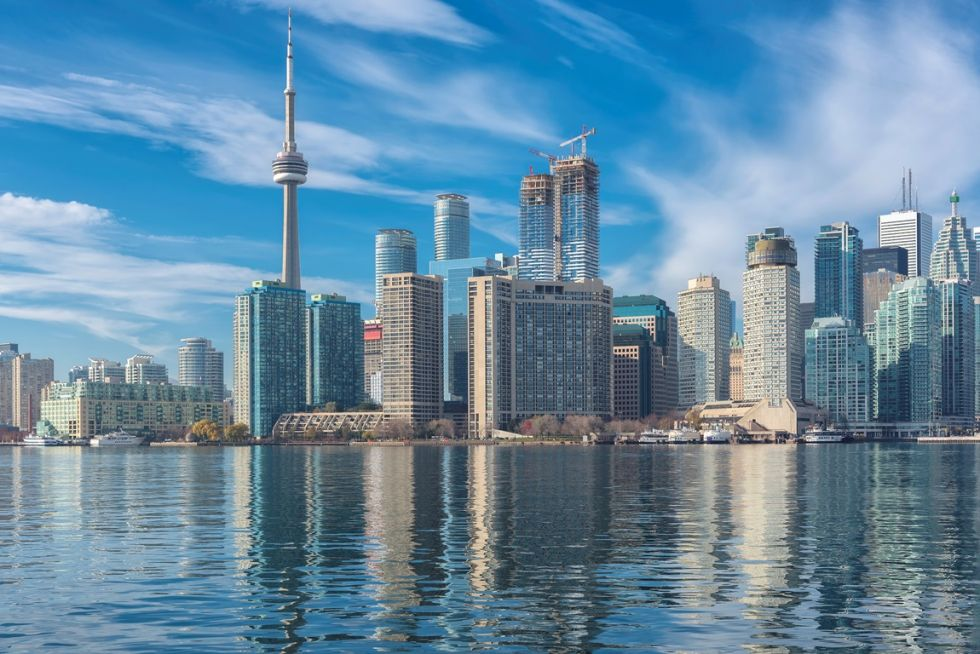 Toronto w Kanadzie