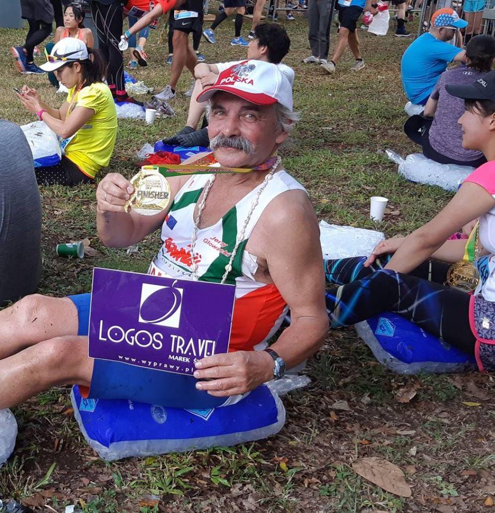 szczesliwy maratonczyk