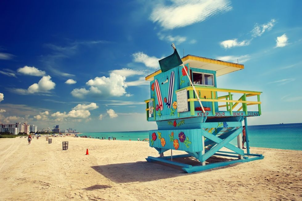 Miami Beach, Floryda