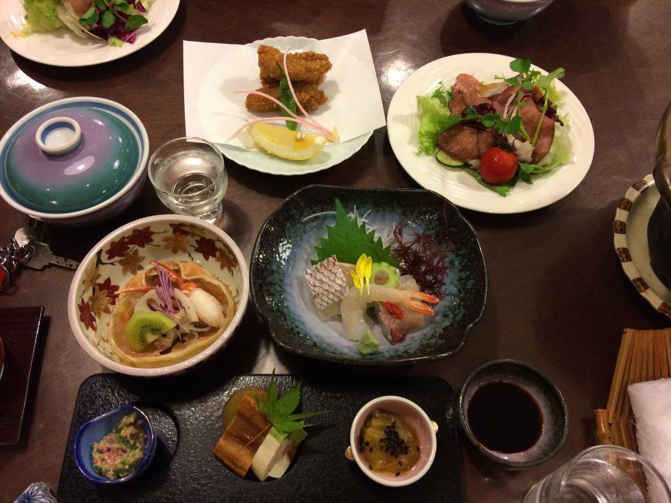 Kulinarna japonia. Japonia od kuchni.