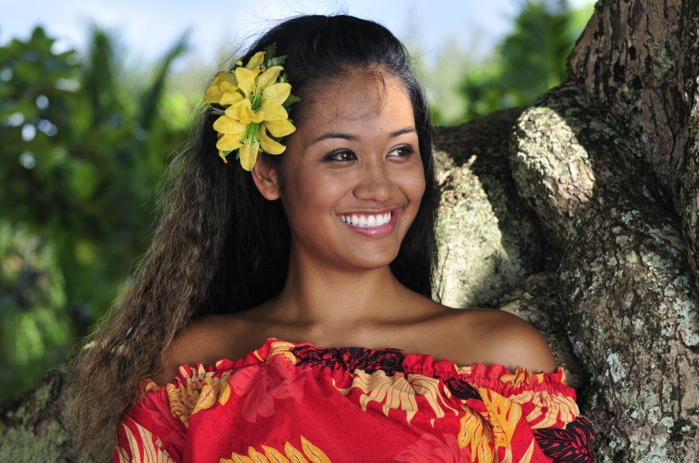 Hawaje rajskie wyspy Pacyfiku