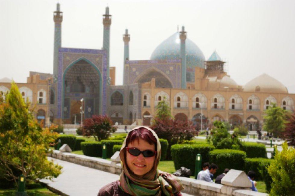 Niezwykły Isfahan.