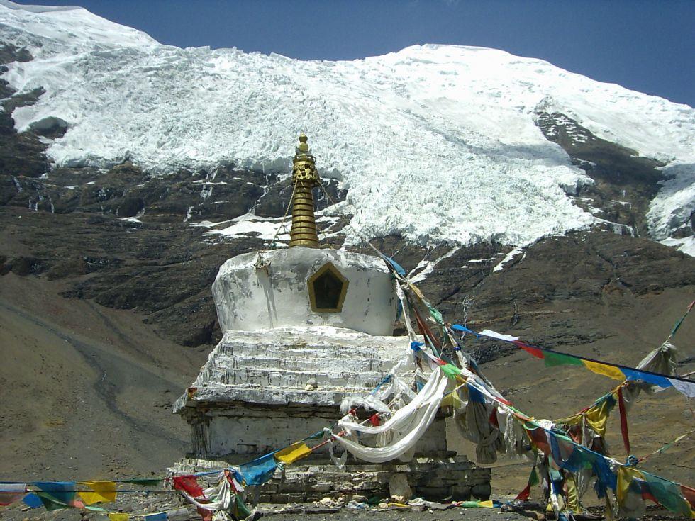 Zwiedzanie Tybetu. Everest Base Camp.