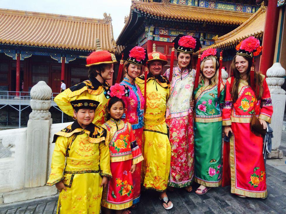 Wycieczka do Chin.
