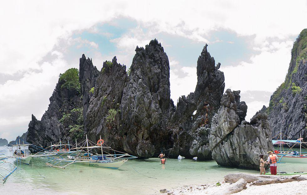 Wycieczka Filipiny. Cebu Bohol Palawan .